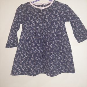 Gymboree Vintage Sweet Romance Floral Print Dress